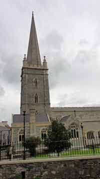 Photograph of St Columb's Cathedral, Londonderry
